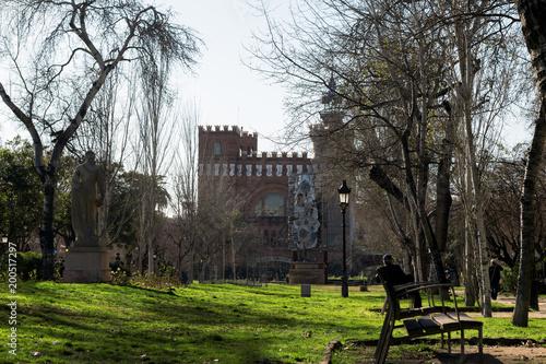 Foto Murales Parque