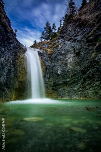 Wasserfall Bayern (Finzalm) - 200559691