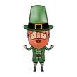 leprechaun avatar character icon