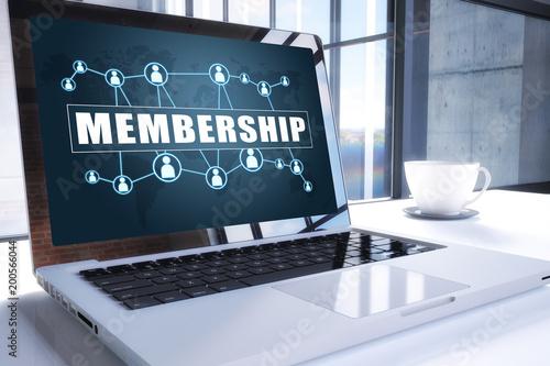 Fridge magnet Membership