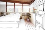Patioausbau zum Schlafzimmer (Projekt) - 200610200
