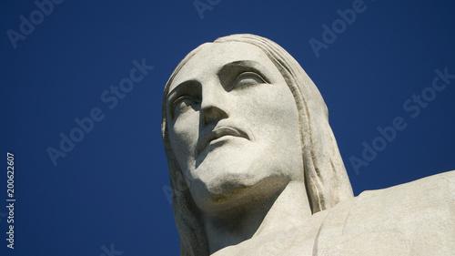 Aluminium Rio de Janeiro Corcovado Jesus Statue in Rio de Janeiro, Brazil.