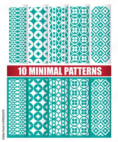 vintage patterned - 200622678