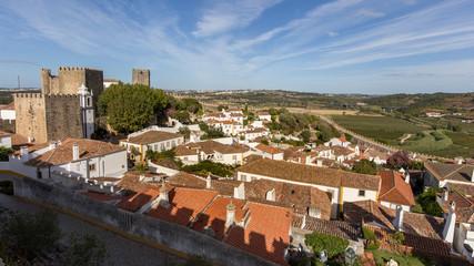 Forteresse d'Obidos, Portugal