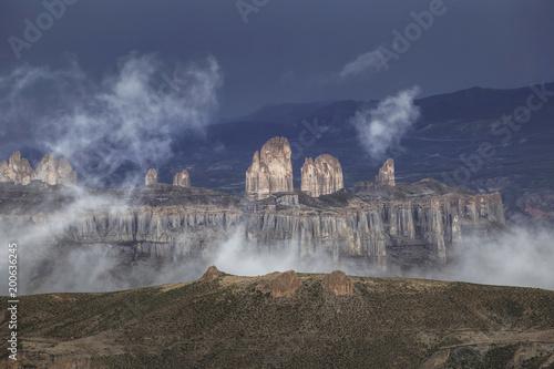Miasto Rzym, Altiplano, Boliwia