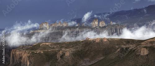 Ciudad de Roma, Altiplano, Bolivia - 200636606