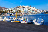 Port in Naxos, Greece - 200642066