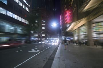 Sydney city traffic