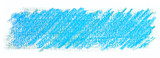blue wax pencil, crayon texture. A flourish on paper is a rectangle. on a white background.