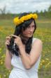 girl in spring - 200685048