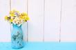 Frühling - Blumenstrauß Gänseblümchen - Frühlingsstrauß - 200690400