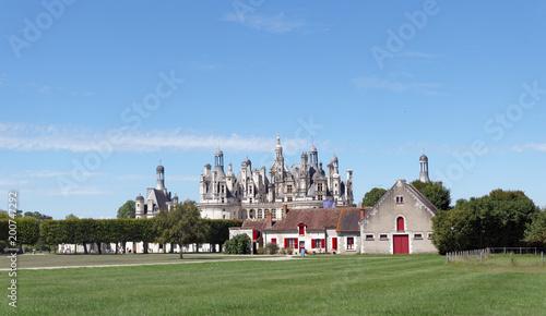 National domain of Chambord