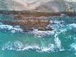 Waves on pacific ocean