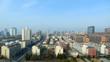 City landscape view of Beichen, Beijing China