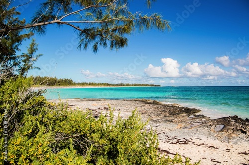 Keuken foto achterwand Tropical strand French Leave Beach