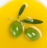 Olives In Olive Oil.