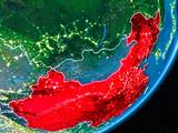 Night over China - 200832049