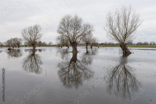Powódź na Havel w Brandenburgii