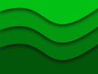 Green Template Abstract background