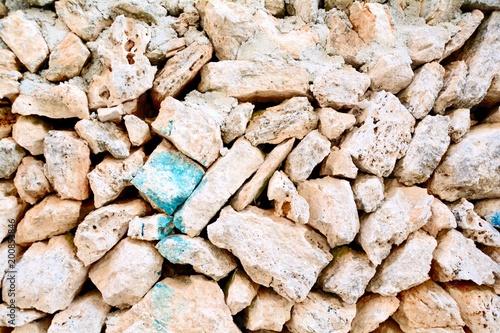 Staande foto Stenen Steinmauer alt - Hintergrund