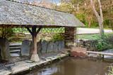 Rochefort-en-terre. Vieux lavoir.  Morbihan. Bretagne - 200860225