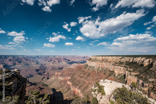 Foto op Aluminium Cappuccino Grand Canyon landscape