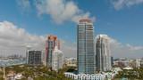 South Pointe Park in Miami Beach, Florida