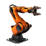 Aged Industrial robot - 200876410