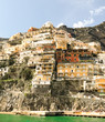The Amalfi Coast, Italy. March 2018. Capturing the colours of the old towns of Positano, and Amalfi along the Italian Coast, stopping to hike Mt Vesuvius. on the way - 200877293