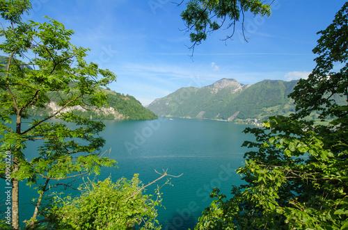 Traumhafte Aussicht auf Vierwaldstettersee - 200903228