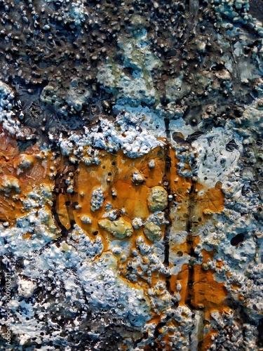 Staande foto Stenen abstract grey texture