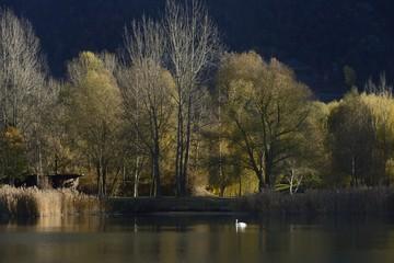 Lac de la Brèche, Valais, Suisse