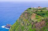 Coast of Madeira island near Sao Jorge, Portugal