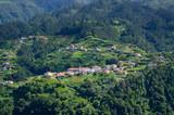 Landscape near Sao Jorge, Madeira island, Portugal