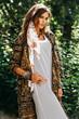 female gypsy style