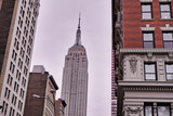 New York Skyline in Winter - Empire State Building
