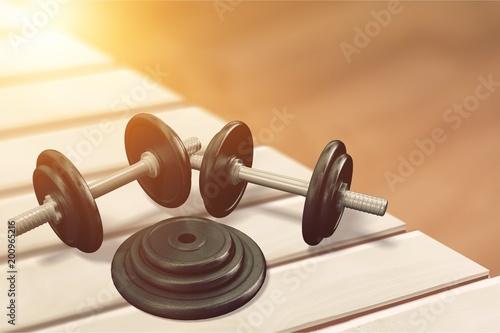 Aluminium Fitness Exercise.