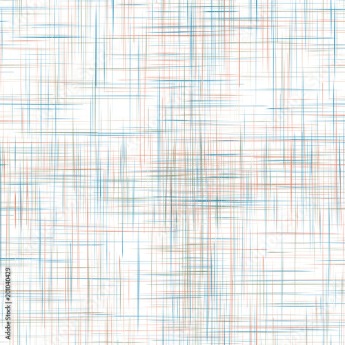 Colorful linen seamless texture. Textile repeating pattern. - 201040429