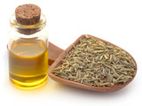 dried organic rosemary with essential oil - 201048854