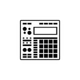 Drum-mashine icons