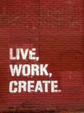 Live Work Create - 201094084