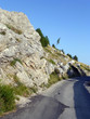 Straße im Nationalpark Biokovo - 201102676