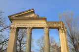 Temple of Antoninus and Faustina in Villa Borghese (Rome, Italy) - 201112628