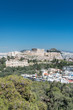 View of the Acropolis of Athens. Greece.