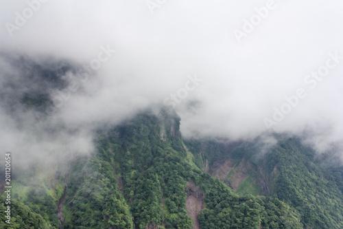 Aluminium Wit Top of the mountain