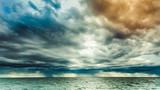 seascape sea horizon and sky. - 201125083