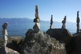 Lac Léman - Paudex - Sculptures
