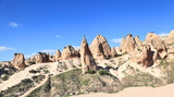 Imagination Valley, Cappadocia: Amazing natural volcanic formations in the landscape