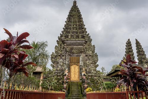 Pura (temple) Ulun Danu Bator, Bali, Indonesia
