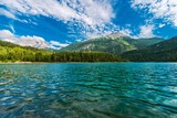 Austrian Blindsee Lake